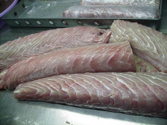 Black Marlin fillet