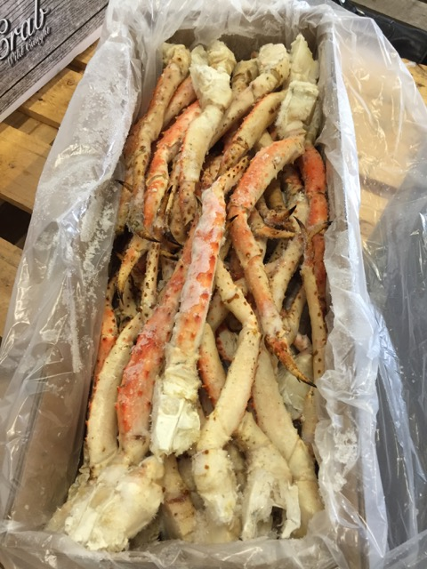 king crab legs distributor